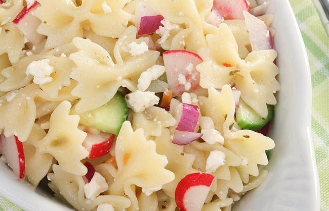 Top 25 Splendid Veg Pasta Recipes (9)