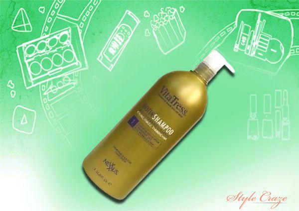 Nexxus shampoo biotina