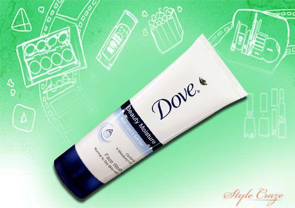 pomba beleza lavar o rosto umidade para pele normal a seca