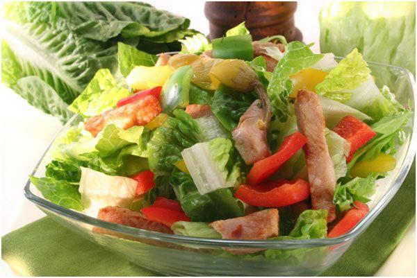 Cobb Estilo Turquia Salad