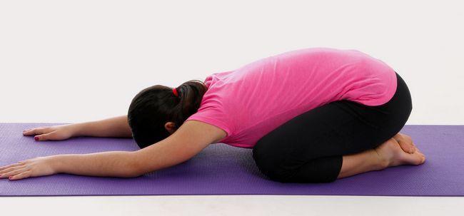 Top 5 Yoga poses para o gerenciamento de estresse Photo