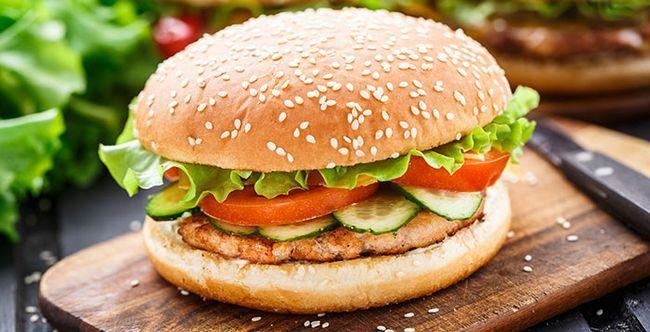 Quinoa-Salmon-Burger