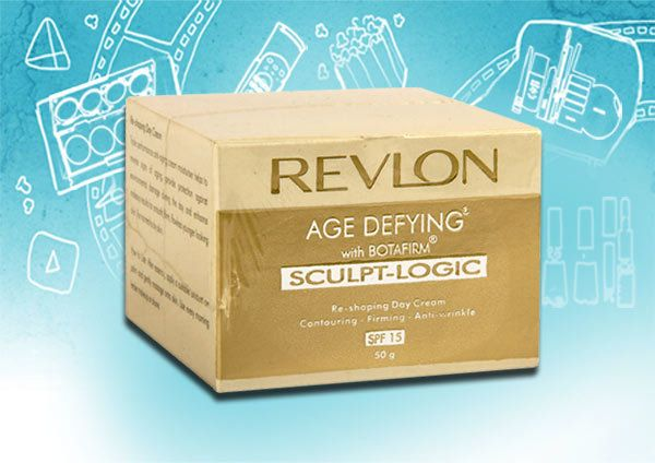 idade Revlon desafiando shaping re