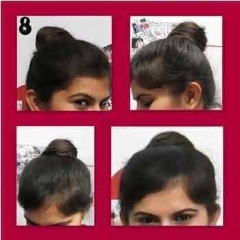 Top Knot Tutorial Com Etapas detalhadas e imagens Photo