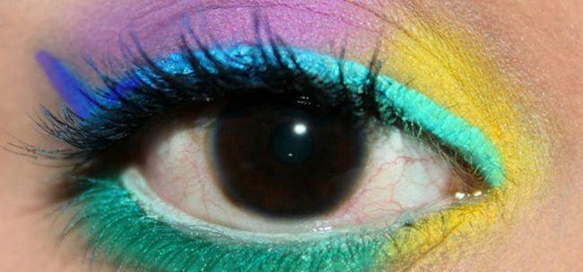 Composição do olho Tropical - Tutorial Com Etapas detalhadas e imagens Photo
