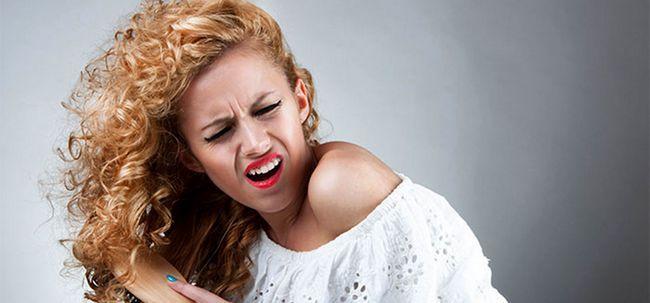 Problemas para gerenciar cabelo crespo? Estas 7 Home remédios fará seu trabalho Droga fácil! Photo