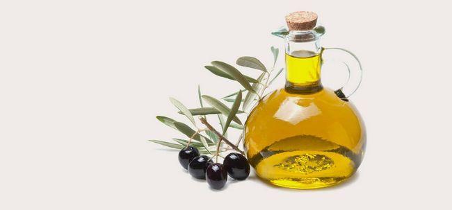 Use azeite para se livrar de teimoso Estrias Photo