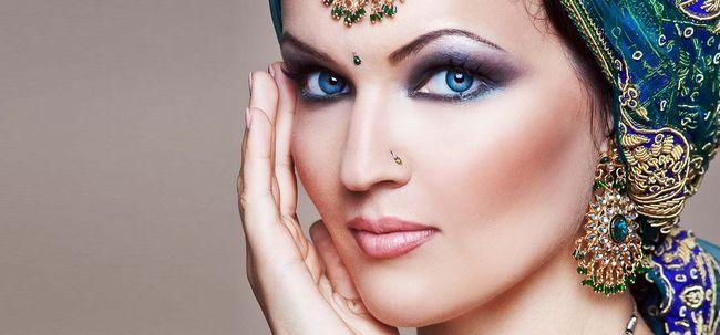 Dicas de noiva úteis para tons de pele indianos Photo
