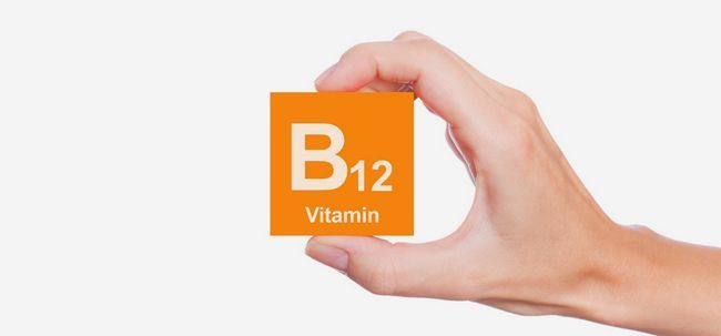 Vitamina B12 - causas, sintomas e tratamento Photo