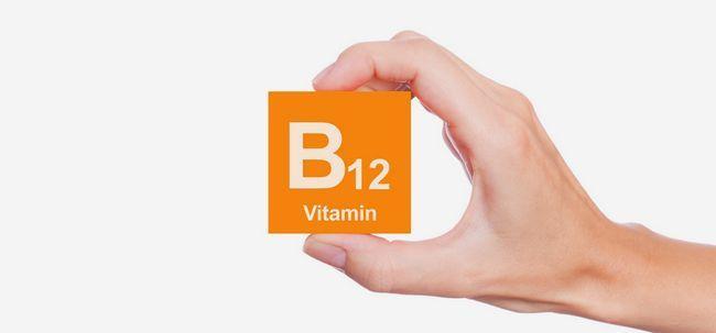 Vitamina B12 - causas, sintomas e tratamento Photo