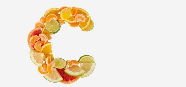 Deficiência de vitamina C - causas, sintomas e tratamento Photo