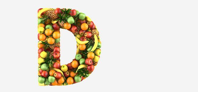Deficiência de vitamina D - causas, sintomas e tratamento Photo