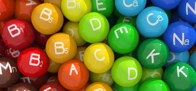 Deficiência de vitamina - causas, sintomas e tratamento Photo