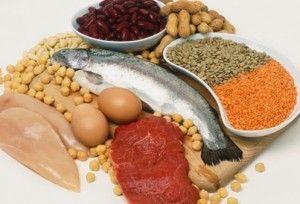 Proteínas para unhas fortes