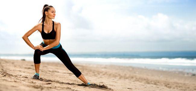 O que é a praia Exercício corpo e quais são seus benefícios? Photo