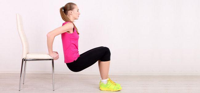 O que é o exercício de tensão dinâmica e quais são seus benefícios? Photo