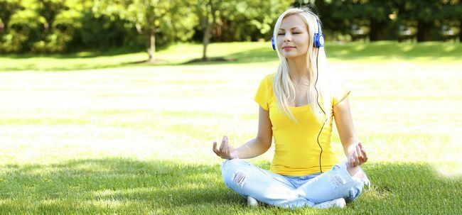 O que é guiada meditação e quais são seus benefícios? Photo