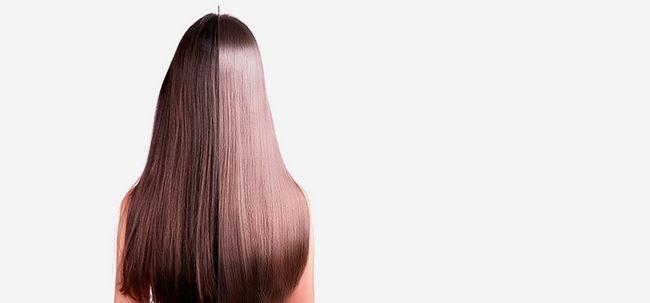 O que é Rebonding cabelo e como fazê-lo? Photo