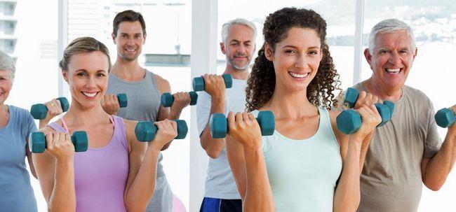 O que é treinamento de força e porque é importante? Photo