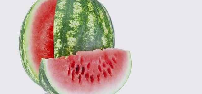 O que é melancia dieta e quais são seus benefícios? Photo