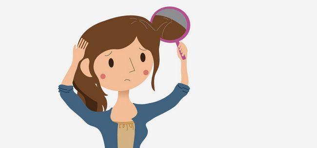 O que leva ao Greying prematura do cabelo e como evitá-lo? Photo