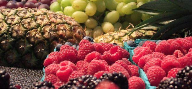 Quais são os melhores proteína dos frutos ricos? Photo