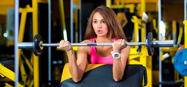 Que exercícios devo fazer - cardio ou peso formação? Photo