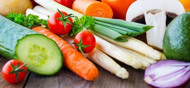 Que vegetais são ricos em proteínas? Photo