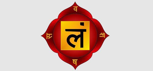 Ioga Chakras - 7 centros de energia em nós e os asanas ioga Photo