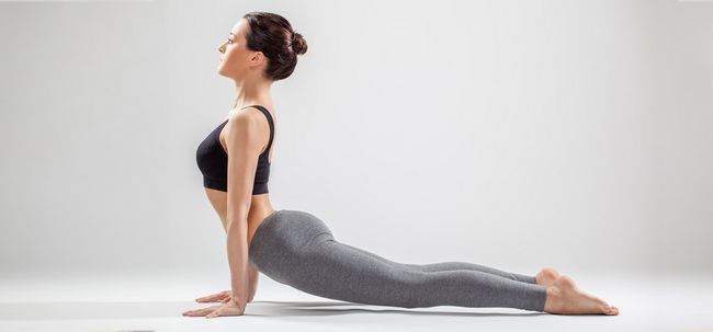 Roupa da ioga - o que vestir? Photo