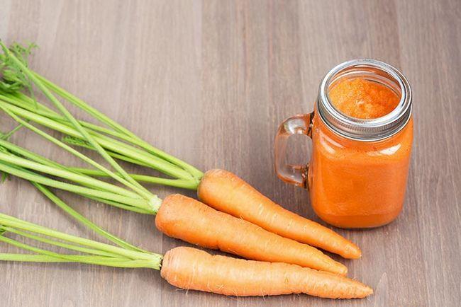 cenoura Smoothie